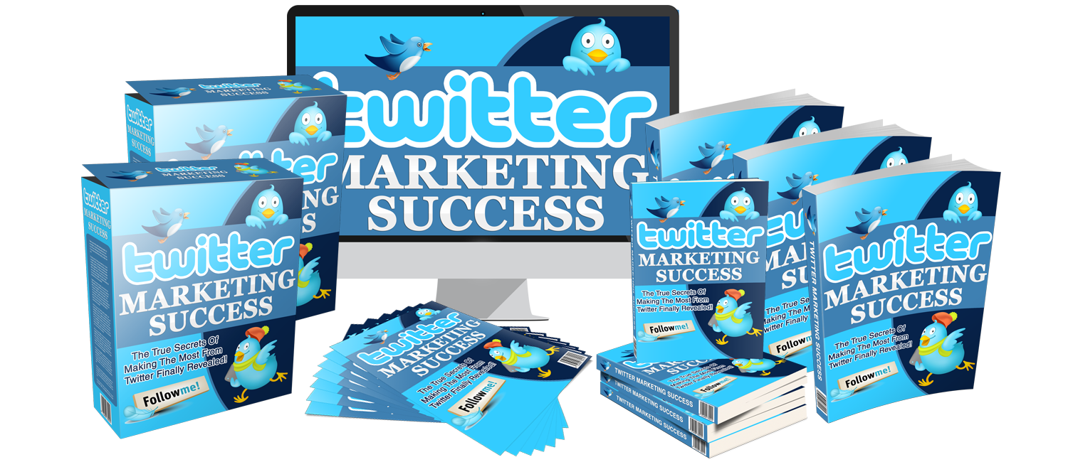 Twitter Marketing Success Bundle