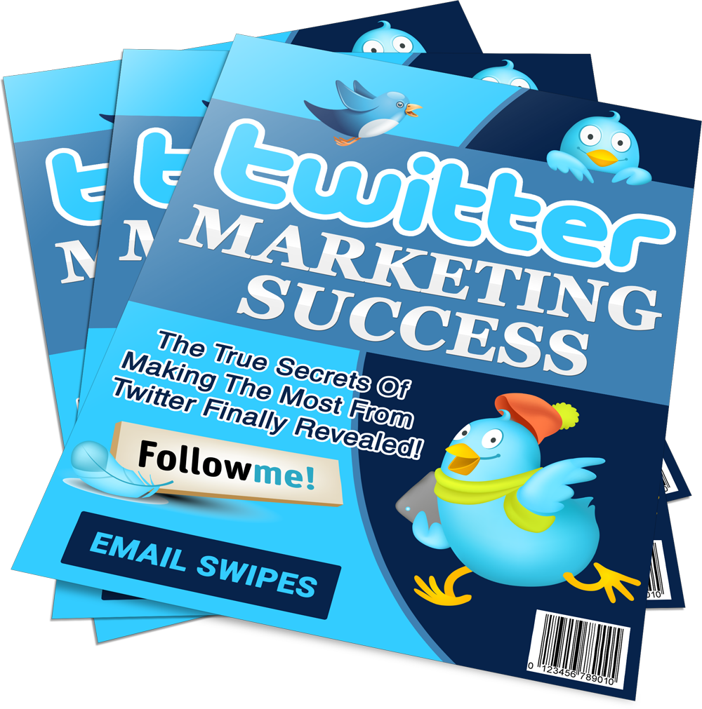 Twitter Marketing Success - High Converting Email Swipes