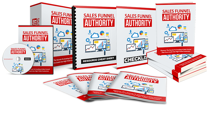 Sales Funnel Authority Bundle