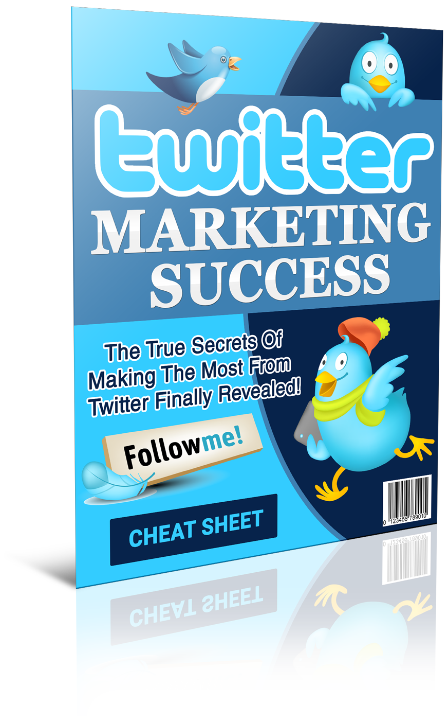 Twitter Marketing Success Resource Cheat Sheet