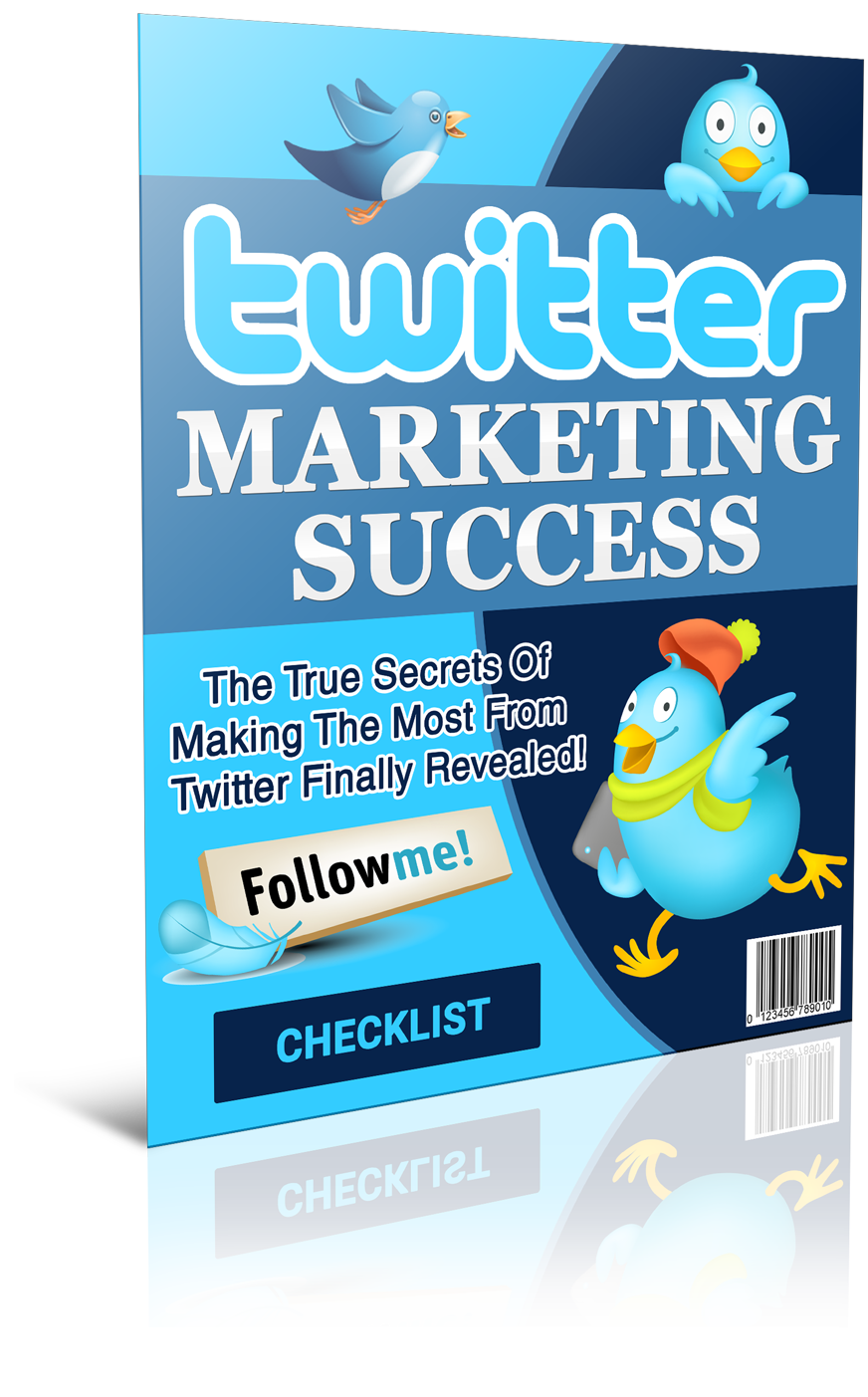 Twitter Marketing Success Checklist