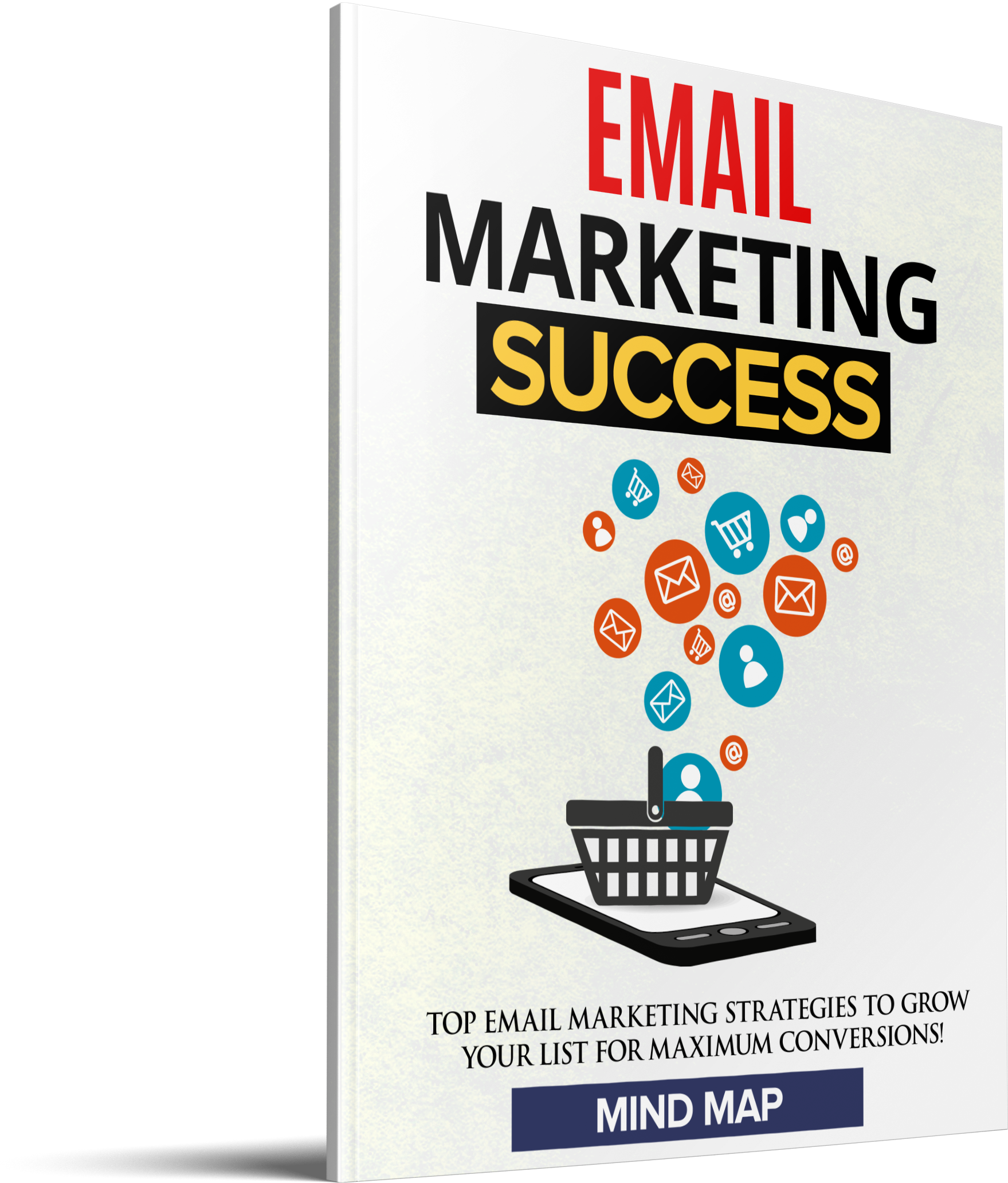 Email Marketing Success Mind Map