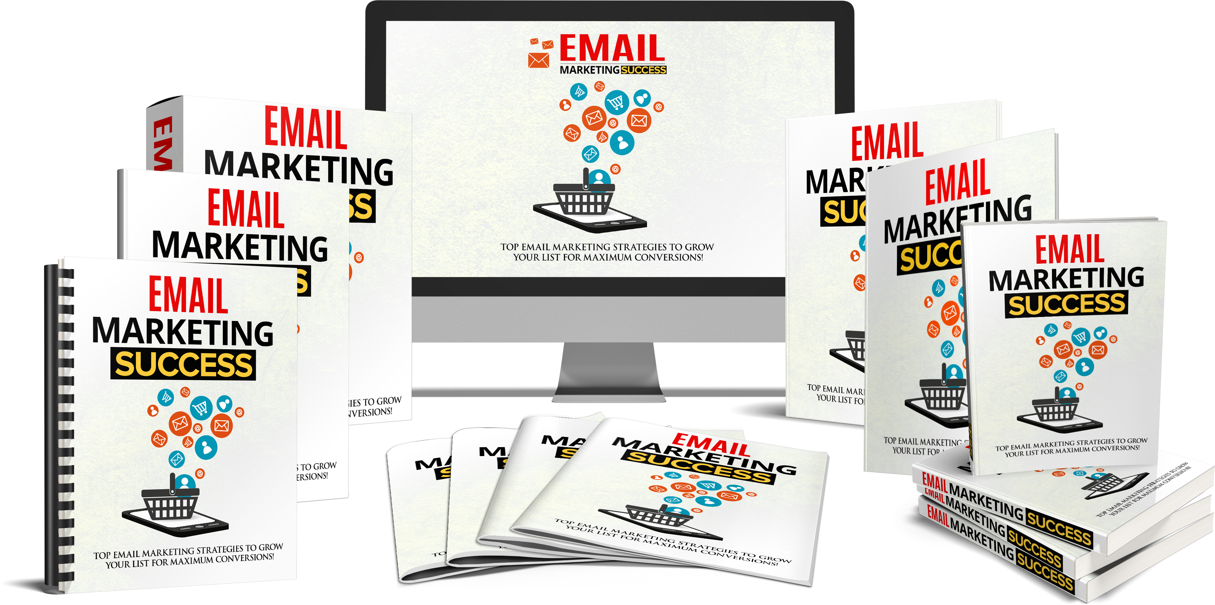 Email Marketing Success PLR Bundle